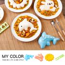 大4件組 造型模具 壓模 DIY模具 野餐 廚房 親子 動物 可愛 卡通造型飯糰米飯模具 【J016-1】MY COLOR