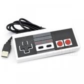 任天堂NES紅白機USB有線手柄FC經典風格PC電腦游戲手柄懷舊復古