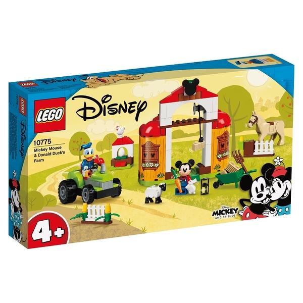 LEGO樂高 10775 Mickey Mouse & Donald Duck's Farm 玩具反斗城