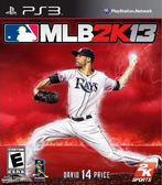 PS3 美國職棒大聯盟 2K13(美版代購)