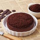 將法國頂級黑巧克力以增一分太多、減一分太少的黃金比例,不著痕跡地將巧克力與起士蛋糕完美地結合在一起。