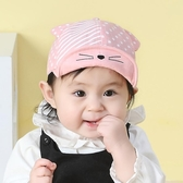 寶寶帽子嬰兒男童棒球正韓軟檐鴨舌帽棉帽