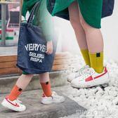 男童襪子  兒童襪子純棉秋冬中筒襪男童女童3-5-7-9-10-12歲中大童寶寶襪子 宜室家居