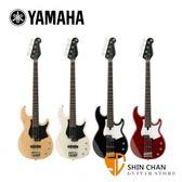 【電貝斯】【YAMAHA BB234】原廠公司貨 一年保固【bass/4弦電貝士】 【BB 234】
