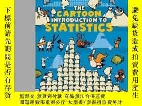 二手書博民逛書店The罕見Cartoon Introduction To StatisticsY364682 Grady Kl