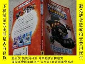 二手書博民逛書店Terrafin:Battles罕見The Boom Brothers 泰拉芬:與繁榮兄弟戰鬥Y200392
