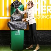 大垃圾袋家用大號加厚手提塑料袋大碼60物業80酒店禮物限時八九折
