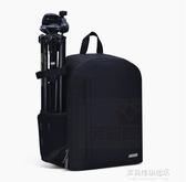 攝影背包-卡登雙肩戶外攝影包單反相機包背包便攜雙肩包80D70D7D5D35D4D850 多麗絲 YYS