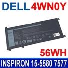 DELL 4WN0Y . 電池 Inspiron 15 5580 7577 Latitude 15 3580 3590 G5 15 5587 G7 15 7588 Vostro 15 7570 7580