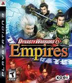 PS3 Dynasty Warriors 6: Empires 真‧三國無雙5:帝王傳(美版代購)