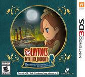 3DS 雷頓的神秘之旅:卡翠愛兒與大富翁的陰謀(美版代購)