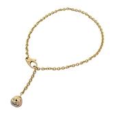 Cartier 卡地亞 18K金三色三環圓形手鍊 Trinity Ball Bracelet【二手名牌BRAND OFF】