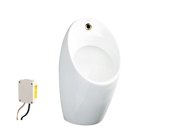 【麗室衛浴】美國 KOHLER Patio系列 超級節水型自動感應小便器 K-16321T-Y-0