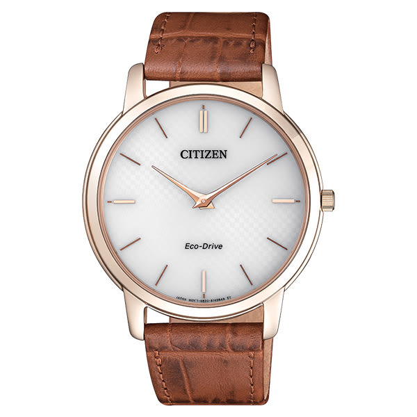 CITIZEN 星辰(AR1133-15A)光動能防水 時尚 男錶