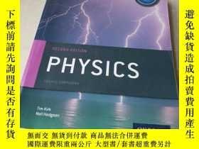 二手書博民逛書店Oxford罕見IB Diploma Programme: PhysicsY18429 Tim Kirk O