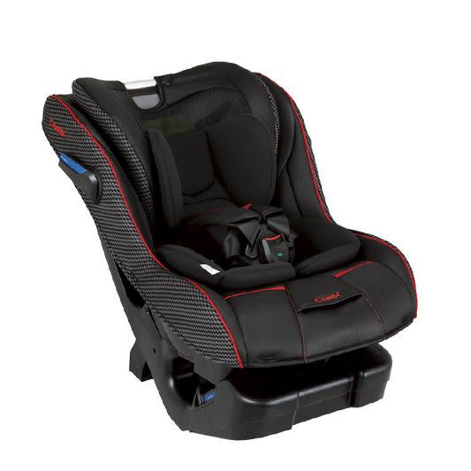 Combi康貝 - New Prim Long EG 0-7歲汽車安全座椅(汽座) -羅馬黑