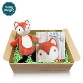 【MaryMeyer】淘氣狐狸經典禮盒 (安撫玩偶+繪本)【六甲媽咪】