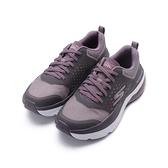 SKECHERS 慢跑系列 GO RUN MAX CUSHIONING AIR 綁帶運動鞋 紫 128062PUR 女鞋