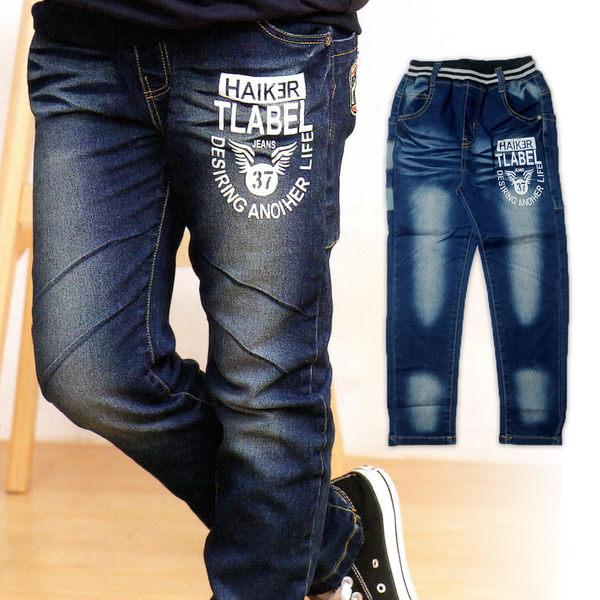【錢豪童裝童鞋】後大口袋牛仔褲(120~170cm)