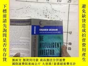 二手書博民逛書店the罕見intelligent investor 聰明的投資者