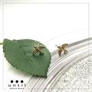 燕子飛飛~小鳥造型耳環707611/1色