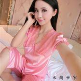 年夏季睡衣韓版夏款女裝夏季新款時尚