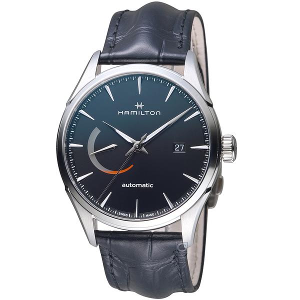 Hamilton 漢米爾頓Jazzmaster Power Reserve系列機械腕錶 H32635731