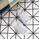 北歐意境拖鞋-優雅灰M-生活工場