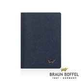 【BRAUN BUFFEL】 德國小金牛洛非諾III系列4卡名片夾/BF314-402-MAR