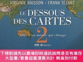 二手書博民逛書店Le罕見Dessous Des Cartes: Tome 2, Atlas D un Monde Qui Chan