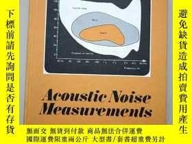 二手書博民逛書店Acoustic罕見Noise Measurements(噪音測