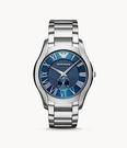 美國代購 Emporio Armani 羅馬小秒針手錶 AR11085