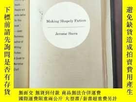 二手書博民逛書店Making罕見Shapely Fiction 32開Y2388