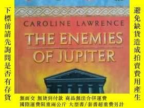 二手書博民逛書店THE罕見ENEMIES OF JUPITERY227550 看圖 看圖 出版2004