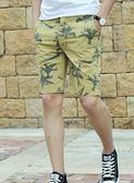 休閑短褲男夏季五分沙灘修身款 JA353 『寶貝兒童裝』
