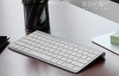小型鍵盤超薄筆記本外接外置USB介面臺式女生靜音辦公家用YYJ 育心小館