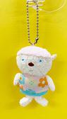 【震撼精品百貨】Gaspard et Lisa_麗莎和卡斯柏~手指絨毛吊飾-羊#14633