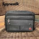 SPWALK 簡約口袋側背包 NO: 1926