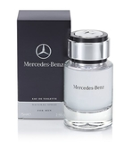 Mercedes Benz 賓士 男性淡香水 75ml *10點半美妝館*