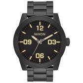 NIXON CORPORAL SS 曠野風潮時尚運動腕錶-A3461256
