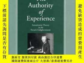 二手書博民逛書店The罕見Authority Of Experience: Se