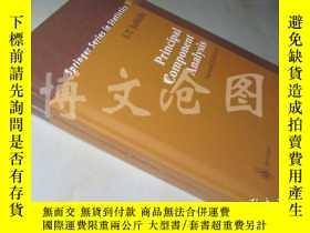 二手書博民逛書店Principal罕見Component Analysis(Se