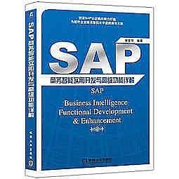 簡體書-十日到貨 R3Y【SAP商務智慧實用開發與高級功能詳解】 9787111502180 機械工業出版社 作