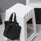 塑膠椅 高櫃椅 吧台椅 餐椅 椅【R0173】CH-45【livinbox】高櫃椅(三色) 樹德 MIT台灣製 收納專科