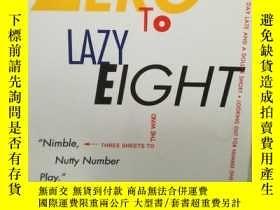 二手書博民逛書店數字浪漫史罕見Zero to Lazy Eight : The