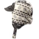 Snow Travel 雪之旅 AR-04灰色 Porelle防水透氣雙面帽 雪地保暖帽/遮耳防風極地帽/滑雪抓絨帽