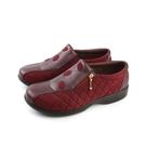 Moonstar 休閒鞋 酒紅色 女鞋 LAL0159 no969