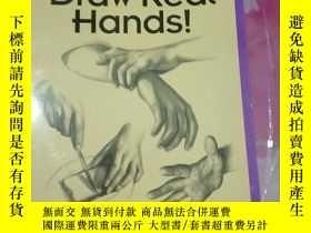 二手書博民逛書店Draw.罕見Real Hands!Y308086 Lee. Hammond Lee. Hammond 出版