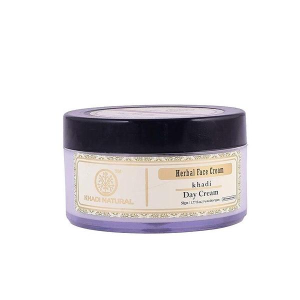 印度 Khadi 草本淨白日霜 50g Herbal Day Cream【PQ 美妝】