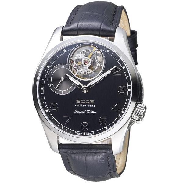 EPOS PASSION激情系列開芯收藏家限量腕錶    3434.183.20.34.25FB